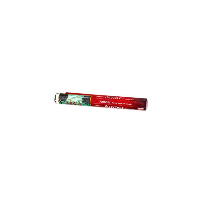 Darshan Incense sticks Amber (20g)