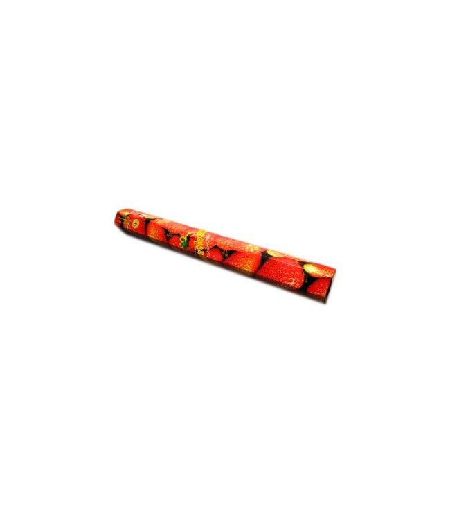 Dhawal Incense Räucherstäbchen Erdbeere zum Räuchern (20g)