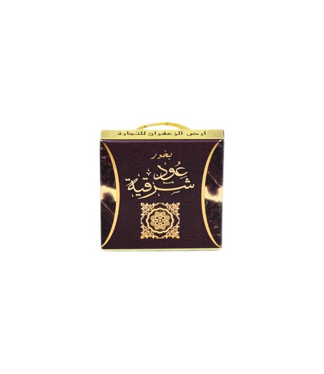 Ard Al Zaafaran Perfumes  Bakhour Oudh Sharqia Incense (40g)