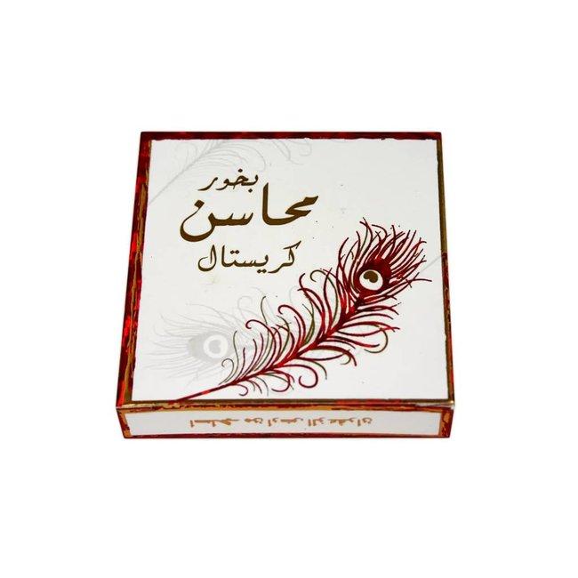 Ard Al Zaafaran Perfumes  Bakhour Mahasin Crystal (40g)