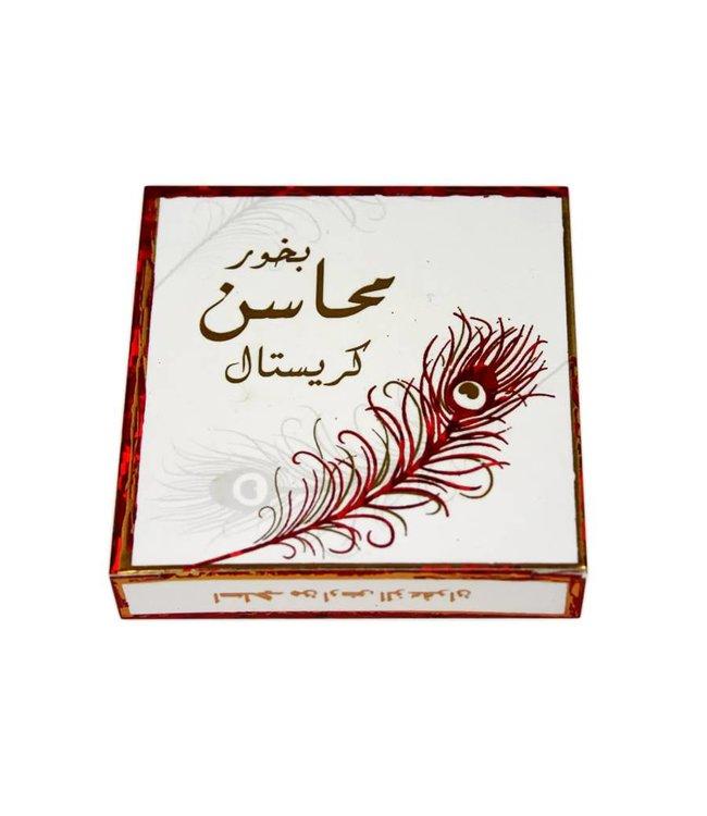 Ard Al Zaafaran Perfumes  Bakhour Mahasin Crystal Incense (40g)