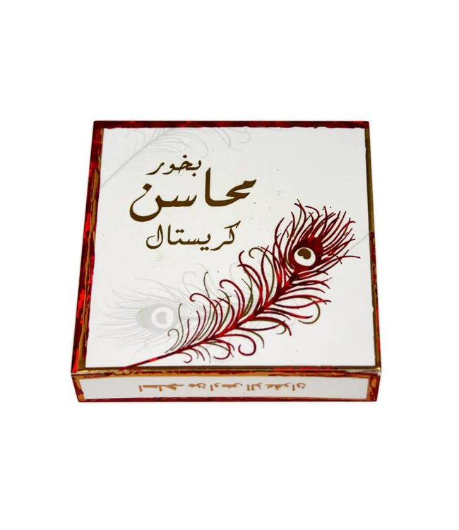 Ard Al Zaafaran Perfumes  Bakhour Mahasin Crystal Räucherwerk (40g)