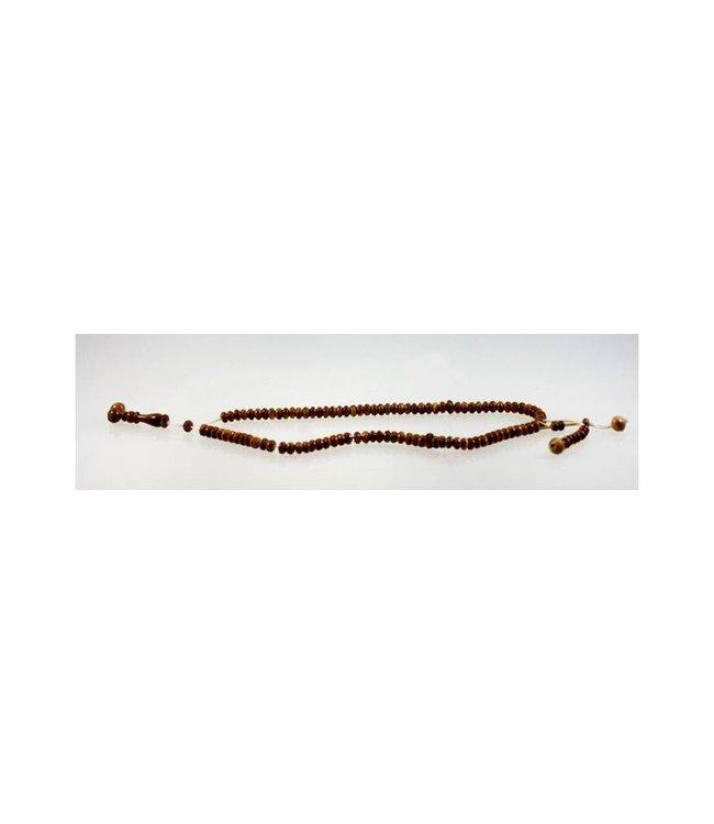 Tasbih - Wood Effect Beads