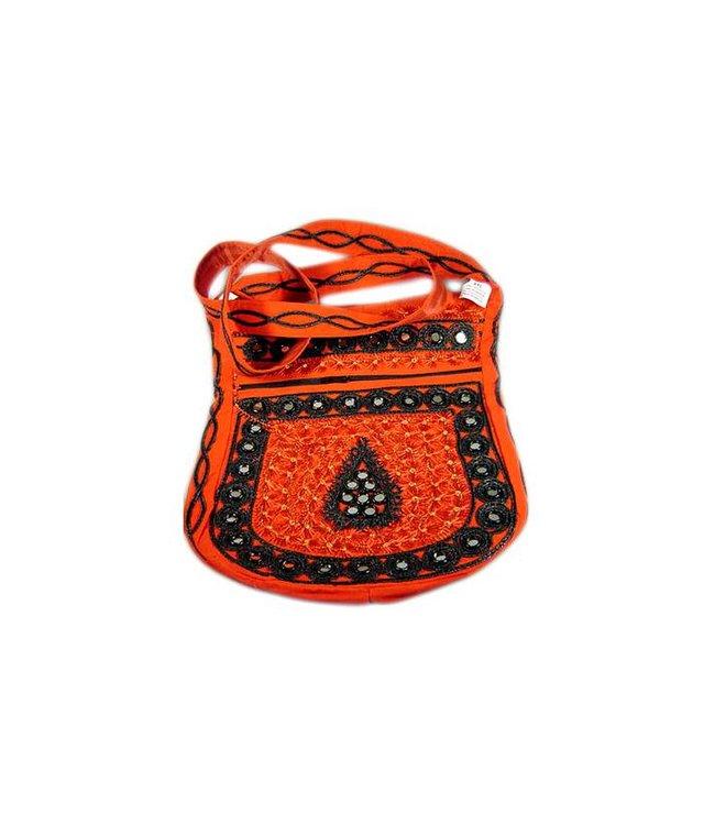 Shoulder bag handbag red