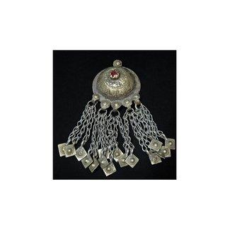 Tribal Pendant - Brüstchenform