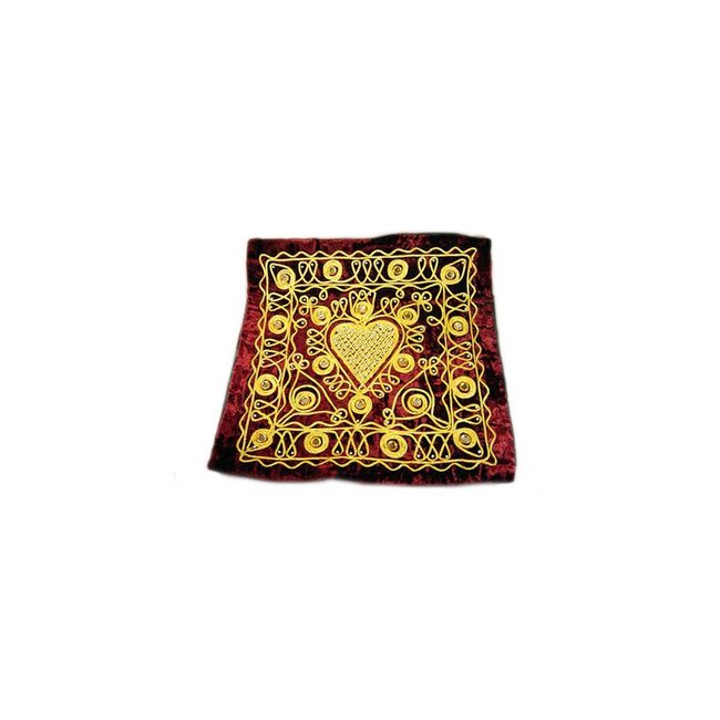 Oriental Cushion Cover Red