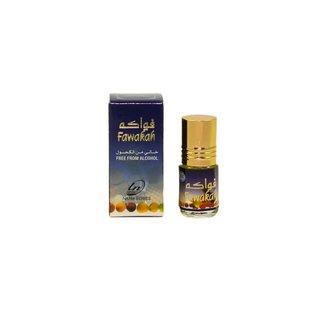 Al Fakhr Perfumes Perfume Oil Fawakah 3ml