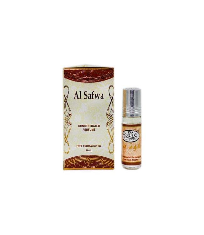 Perfume Oil Al Safwa 6ml - Free from alcohol
