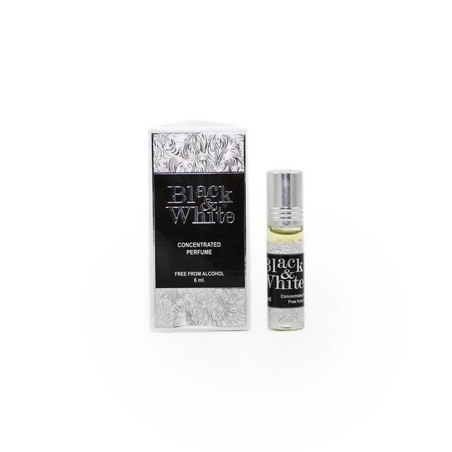 Perfume Oil Black and White 6ml