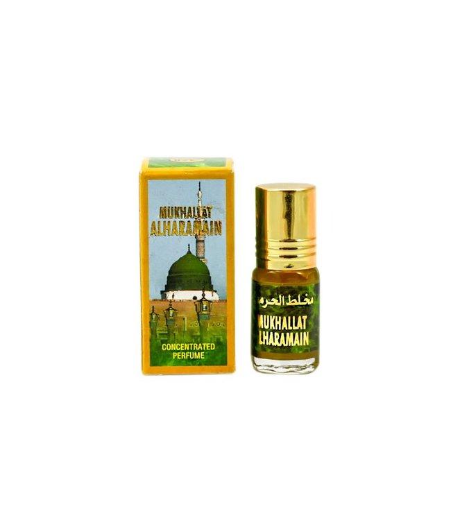 Parfümöl Mukhallat Al Haramain 3ml - Parfüm ohne Alkohol