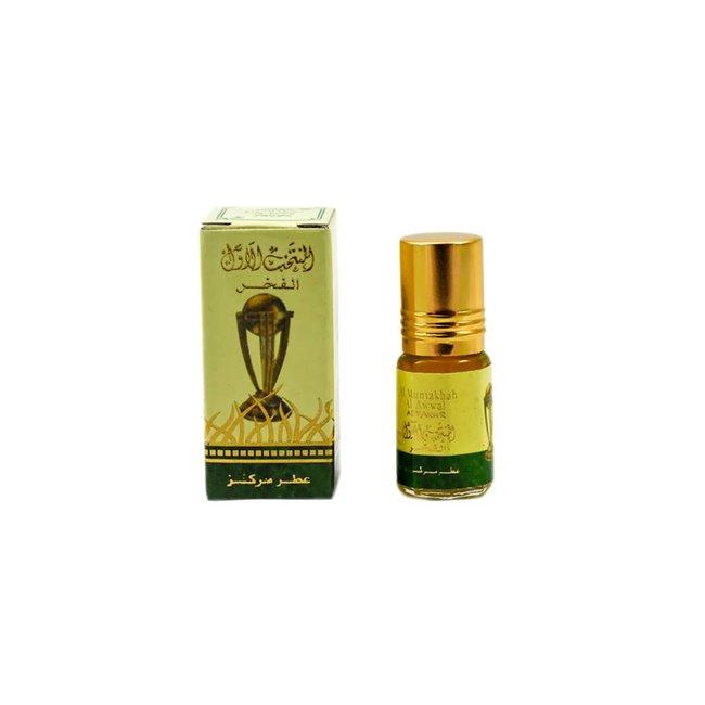Al Fakhr Perfumes Perfume Oil Muntakhab al Awwal 3ml