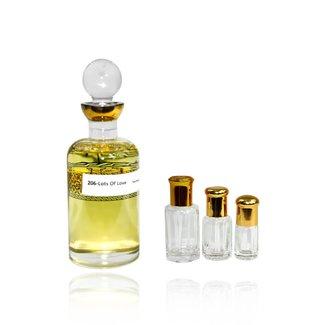Oriental-Style Perfume Oil Lots of Love