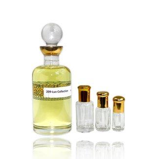 Oriental-Style Parfümöl Luv Collection