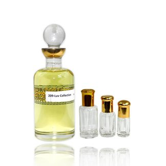 Perfume Oil Luv Collection