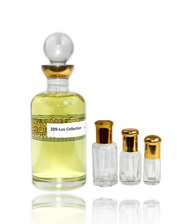 Concentrated perfume oil Luv Collection - Perfume without alcohol