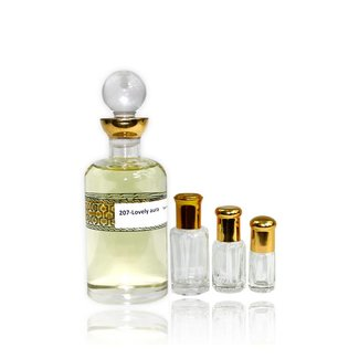 Oriental-Style Perfume Oil Lovely Aura