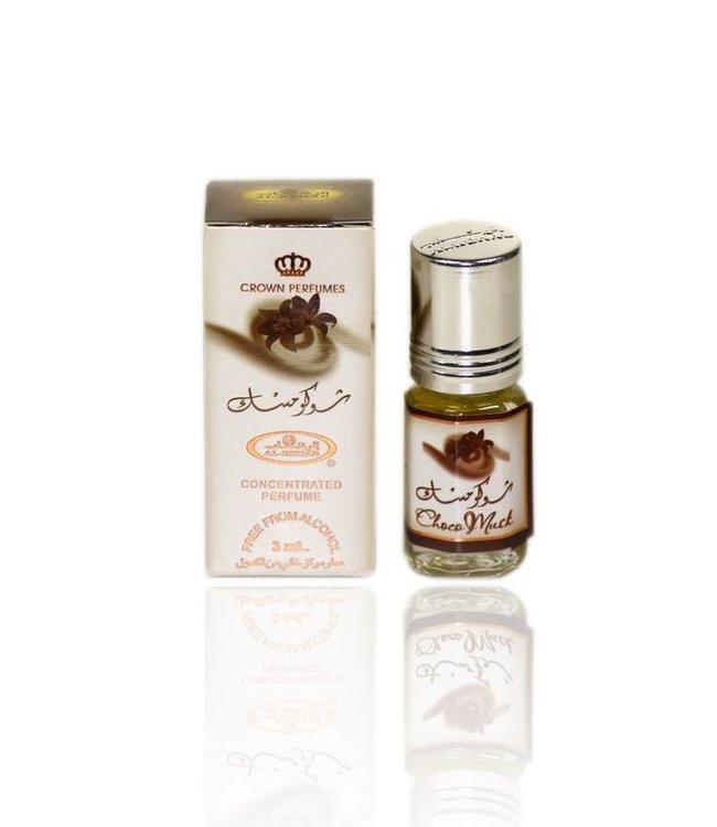Al Rehab  Parfümöl Choco Musk von Al Rehab - Parfüm ohne Alkohol