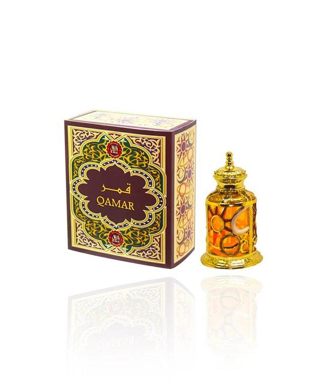Al Haramain Concentrated Perfume Oil Qamar by Al Haramain - Perfume free from alcohol