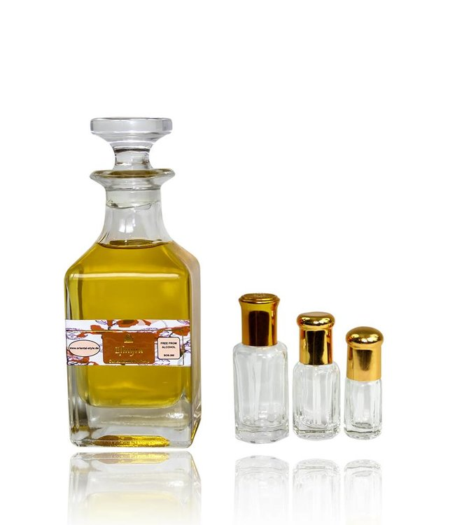 Concentrated perfume oil Elmyra Special Oudh - Free from alcohol
