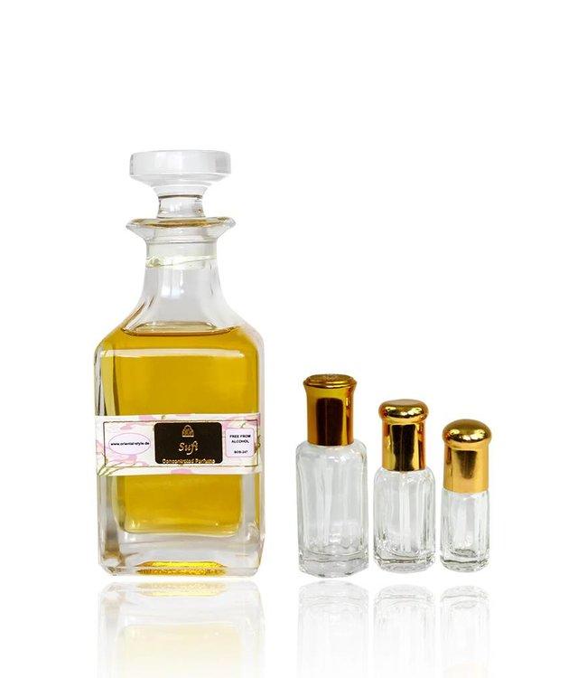 Konzentriertes Parfümöl Sufi - Parfüm ohne Alkohol