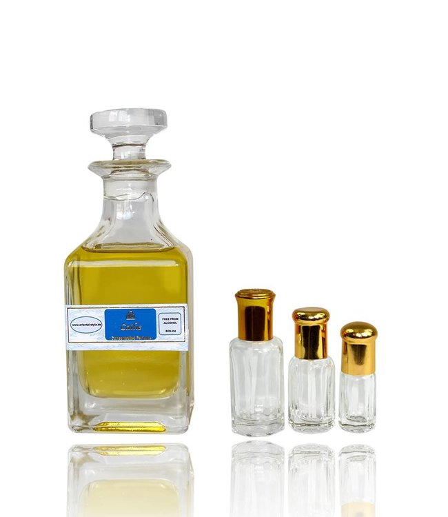 Concentrated perfume oil Cailie - Perfume free from alcohol