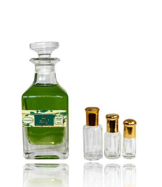 Concentrated perfume oil Zahrat Al Khalij - Haleef - Perfume free from alcohol
