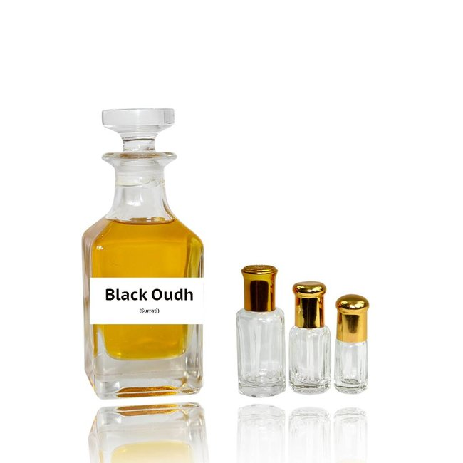 Surrati Perfumes Black Oudh by Surrati