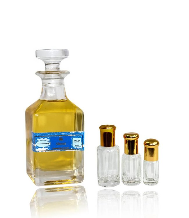 Concentrated perfume oil Sheraz - Perfume free from alcohol