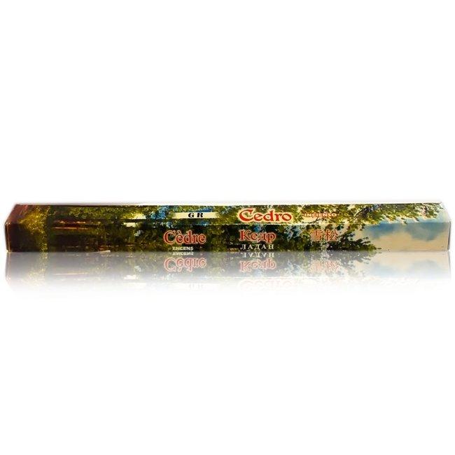 GR Incense Incense sticks Cedar (20g)