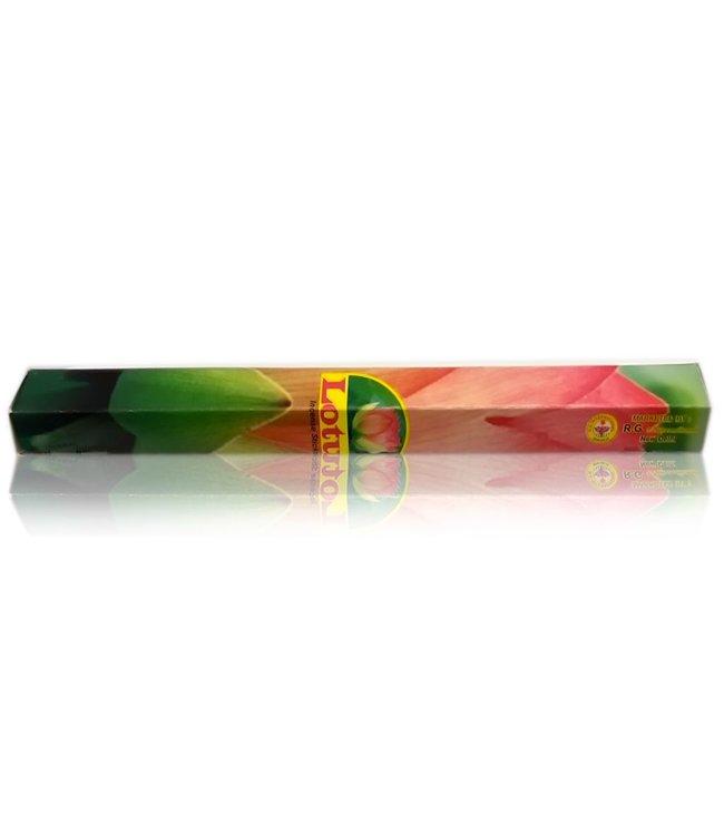 Dhawal Incense Räucherstäbchen mit Lotusduft (20g)