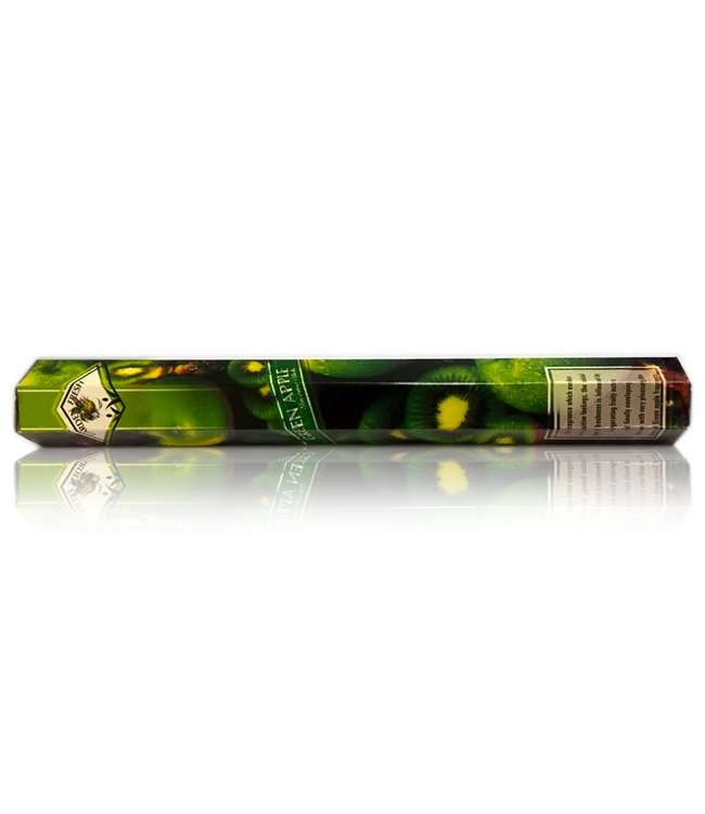Dhawal Incense Incense sticks Green Apple (20g)