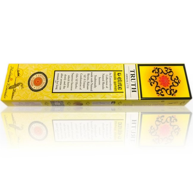 Sree Vani Indian incense sticks Truth with Sandal (15g)