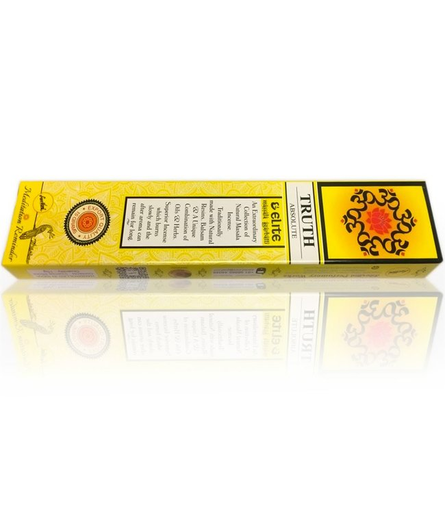 Sree Vani Indian incense sticks Elite Truth With Sandal (15g)