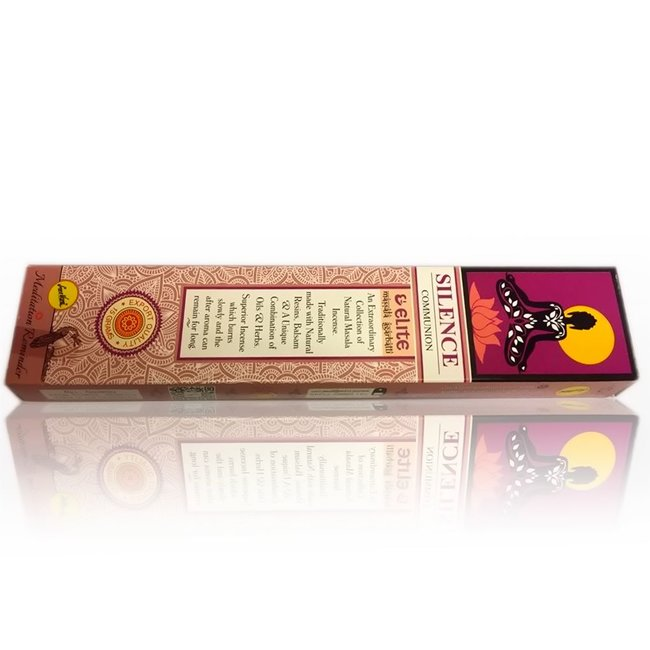 Sree Vani Incense sticks Silence With Flowers (15g)