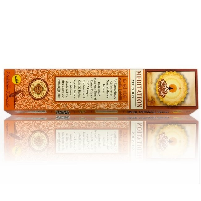 Sree Vani Indian incense sticks Meditation Floral Bouquet (15g)