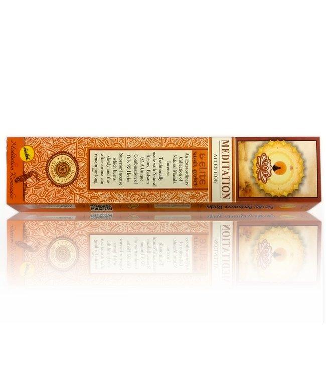 Sree Vani Indian incense sticks Elite Meditation Floral Bouquet (15g)