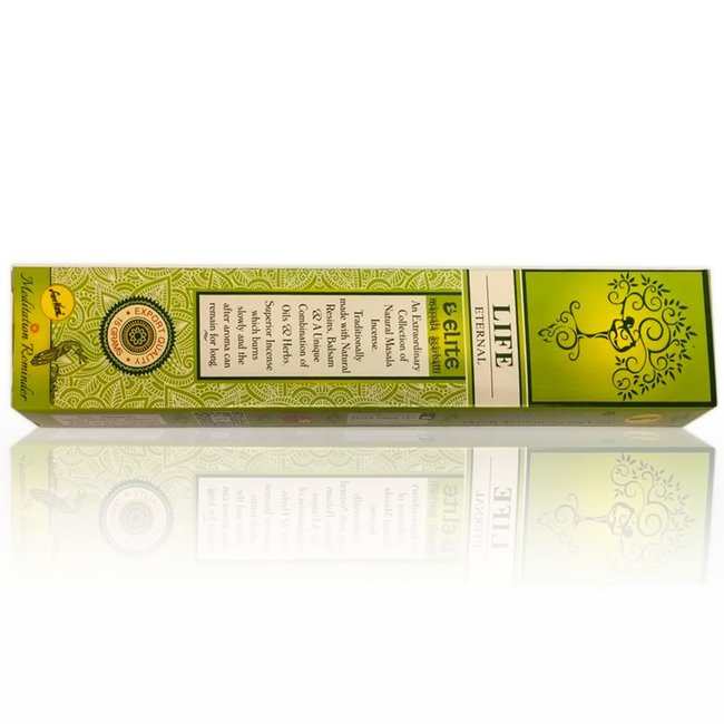 Sree Vani Indian incense sticks Life Vanilla Scent (15g)