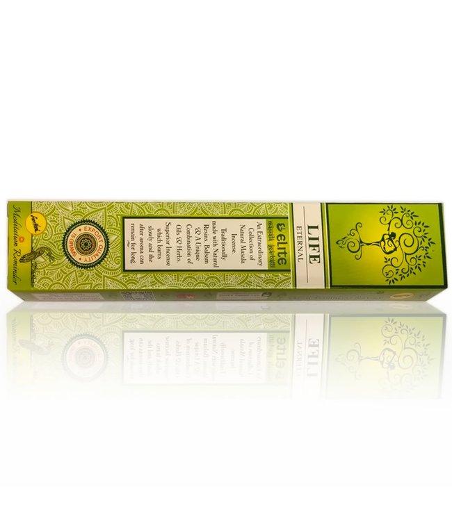 Sree Vani Indian incense sticks Life With Vanilla Scent (15g)