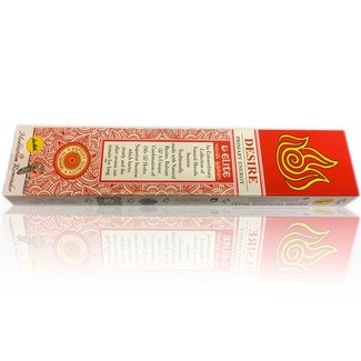 Sree Vani Indian incense sticks Desire Fragrant Mix(15g)