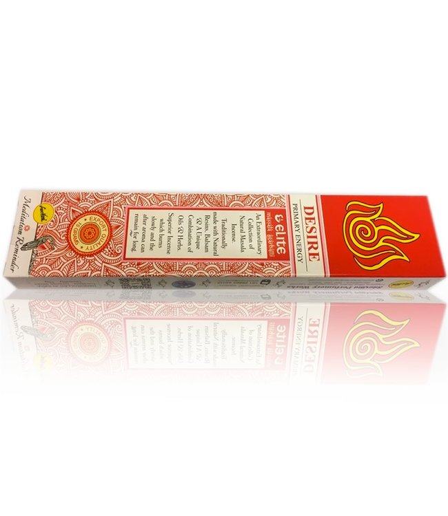 Sree Vani Indian incense sticks Desire Wit Fragrant Mix (15g)