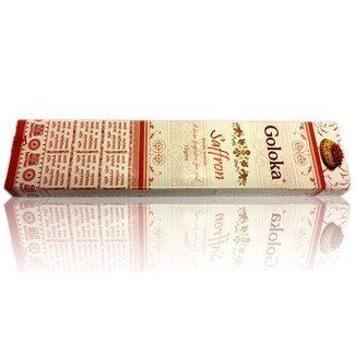 Goloka Incense sticks Goloka Saffron (15g)