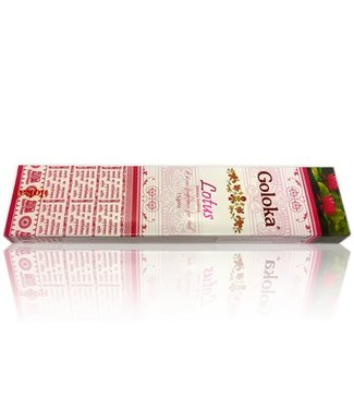 Goloka Incense sticks Goloka Masala Lotus (15g)
