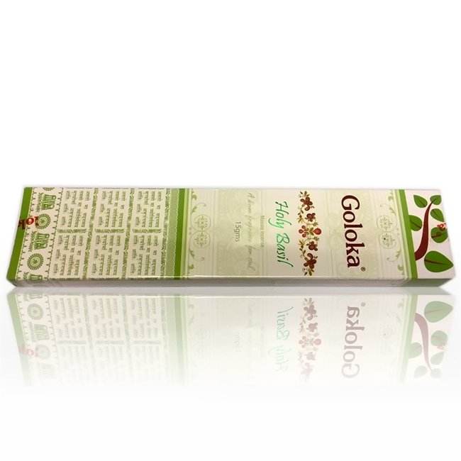 Goloka Incense sticks Goloka Masala Basil (15g)