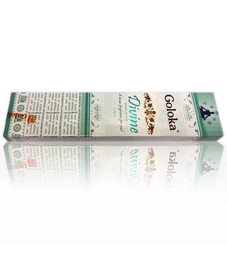 Goloka Incense sticks Goloka Masala Divine (15g)