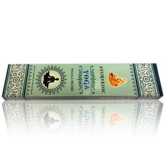 Incense sticks Ayurvedic Yoga Masala (15g)