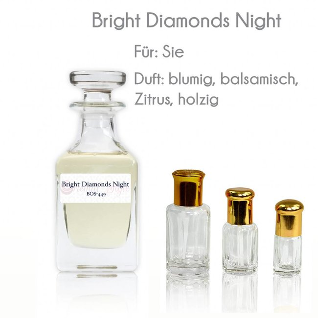 Perfume oil Bright Diamonds Night