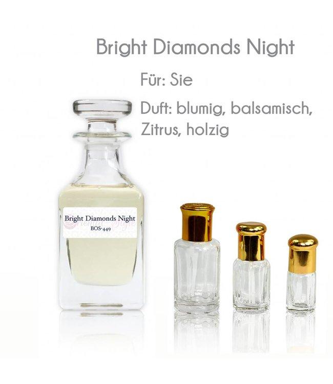 Perfume oil Bright Diamonds Night - Perfume Free From Alcohol
