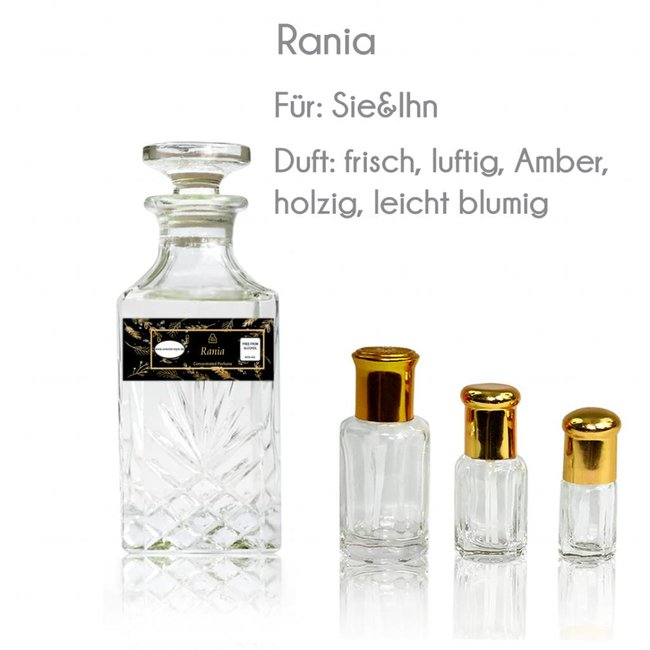Sultan Essancy Perfume oil Rania