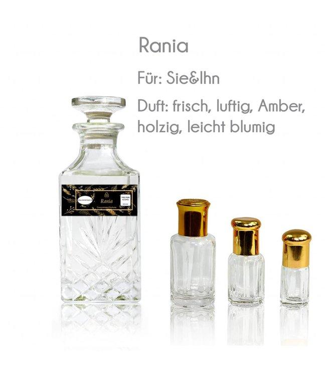 Perfume oil Rania Perfume free from alcohol