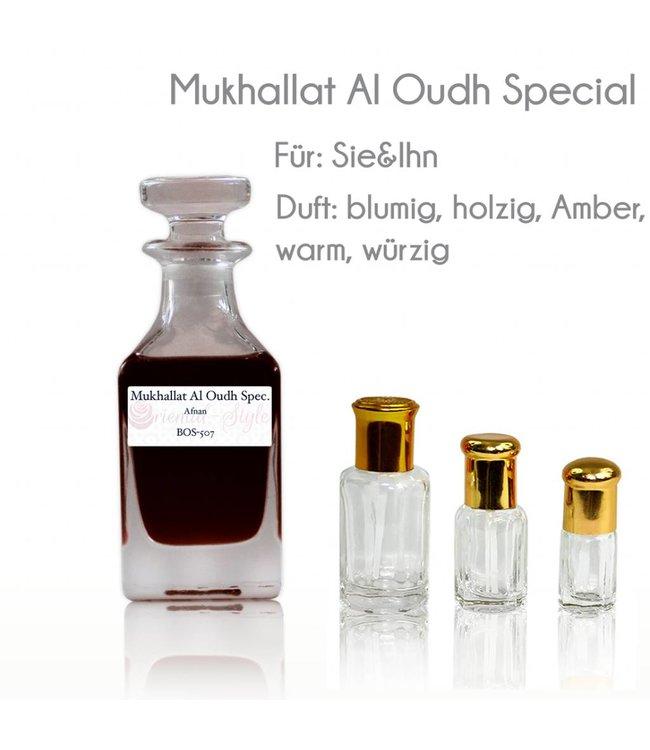 Afnan Parfümöl Mukhallat Al Oudh Special